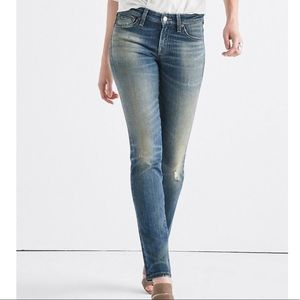 NWT Lucky Brand Sweet Mid Rise Straight Jeans